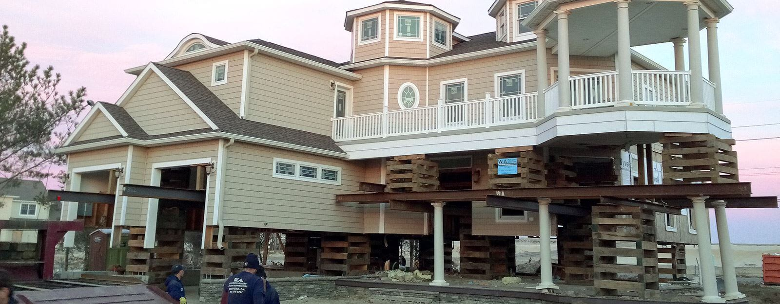 House Elevation Contractor New Jersey