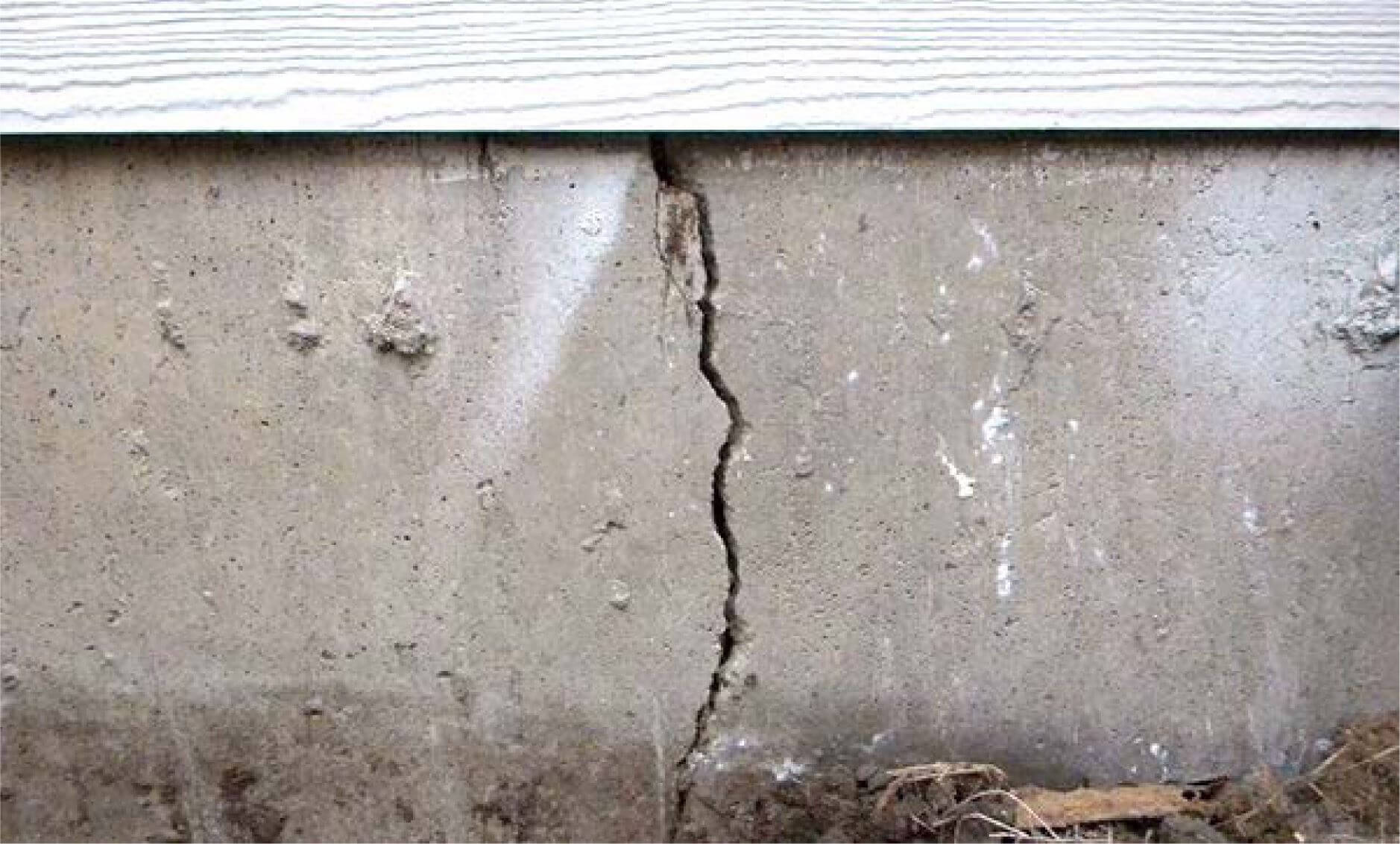 Foundation Crack Repair Connecticut