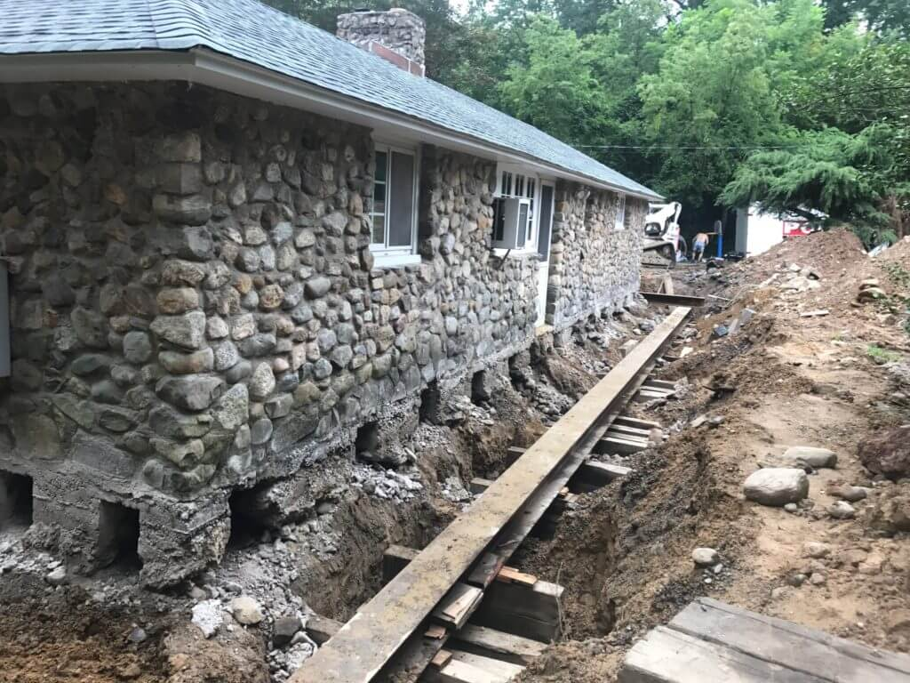 Cost for Foundation Repair in Houston