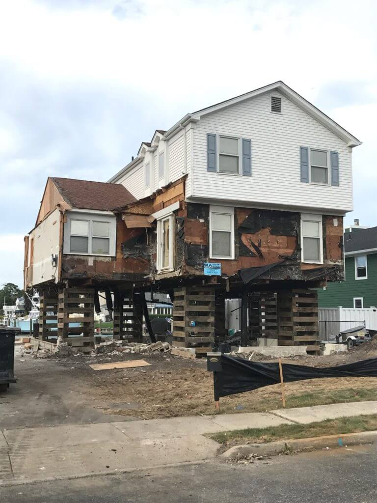 Foundation Repair New Jersey
