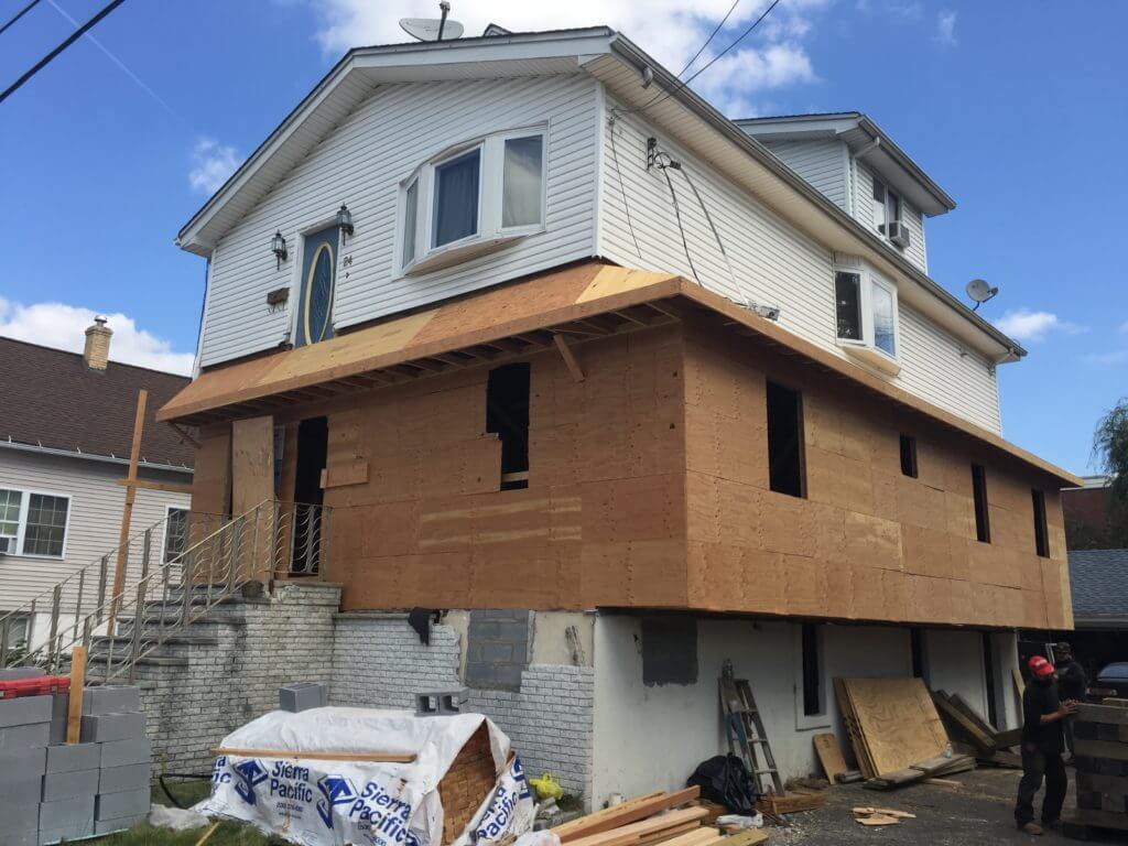 house leveling contractors