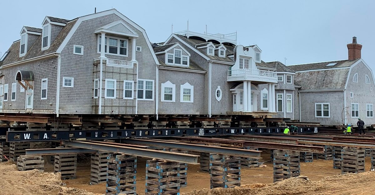Best House Lifting Company in Long Beach Island